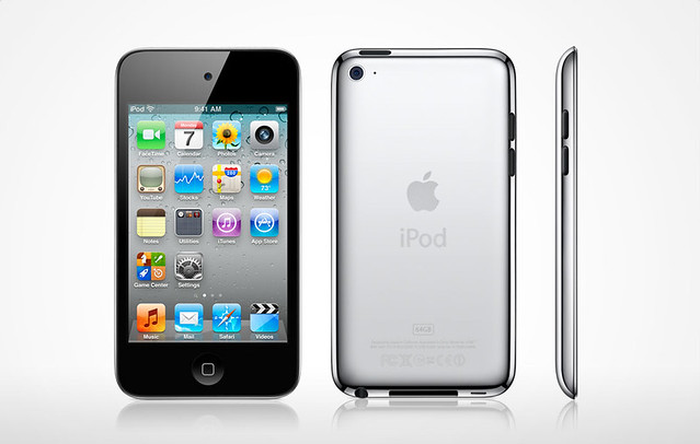 iPod Touch 2010 perfiles