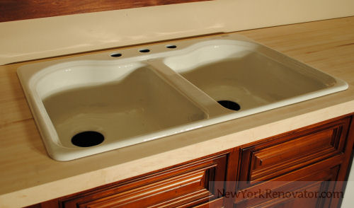 install sink3