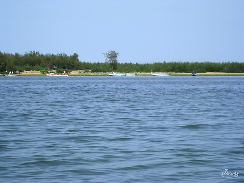Quiet pleasant, Pulicat