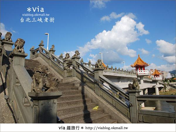 【台北景點】走入台北古味老鎮~三峽老街之旅35