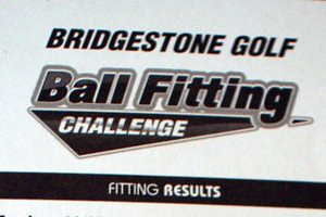 Thumbnail image for Bridgestone Ball Fitting