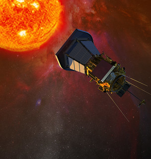 The Solar Probe Plus spacecraft will plunge di...