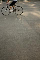 thursday polo (jeffcapeshop) Tags: edinburgh fixedgear polo bikepolo morningside efg