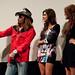 Avellan Twins and Billy Blair @ Machete Film Premiere