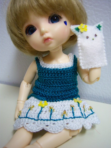 Custom Kirika Dawn Dress