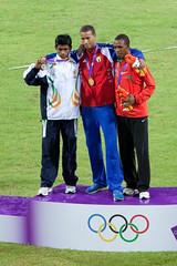 (GenkiGenki) Tags: people sports canon eos singapore stadium medal ef yog 70200mm bishan ef70200mmf4lisusm bishanstadium youtholympicgames 5dmarkii 5d2 5dmark2