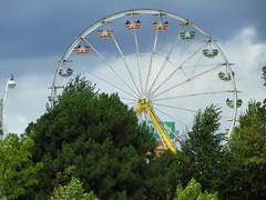 Ferris Wheel at the CNE (Brian Pressey) Tags: toronto ontario canada fairs cne ferriswheel z981