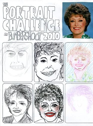 BUMBERSHOOT drawing #71