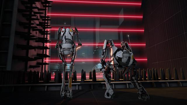 Portal 2 robots ATLAS