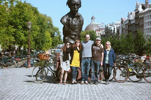Amsterdamize + Portlandize + eva-lu