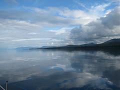 Calm Frederick Sound