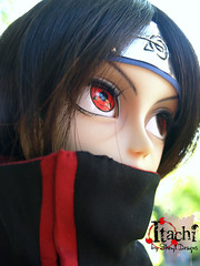 Itachi_Sesion06_03 (Sheryl Designs) Tags: new blue boy red black anime color eye boys face japan hair design carved outfit eyes doll acrylic dolls eyelashes dress body forum group manga foro lips chips wig chip modified designs groove pullip 16 custom naruto tae pullips eyebrows bodies mechanism sheryl sculpt tachi junplanning taeyang eyemech taeyangs obisu sheryldesigns pullipes forodepullips akatsukiboys