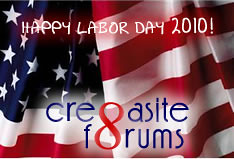 Cre8asite Labor Day