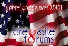 Cre8asite Labor Day