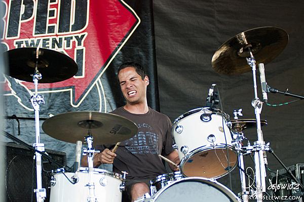 Reel Big Fish - Warped Tour 2010