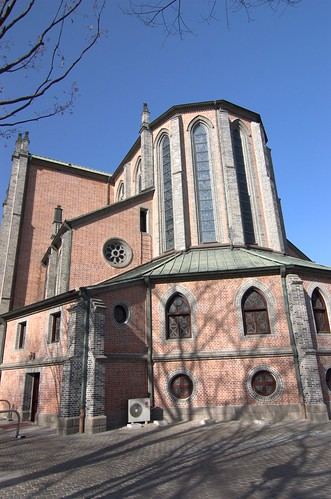 明洞聖堂 Myeongdong Cathedral, Seoul