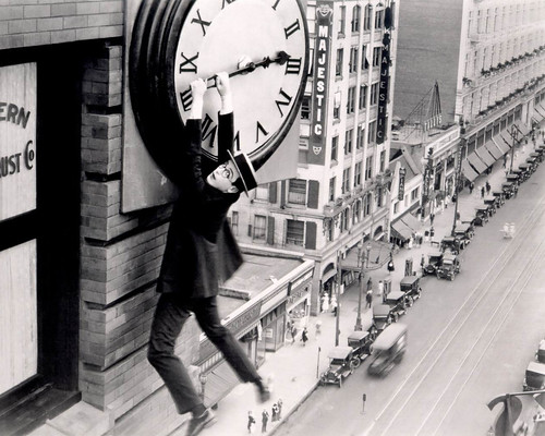 "Harold Lloyd - ""Safety Last"" 1923"