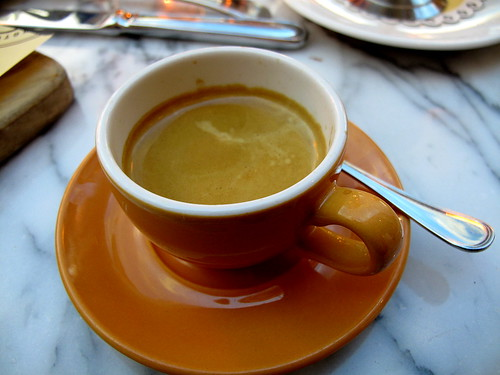 Perfect Espresso at Otto in Vegas