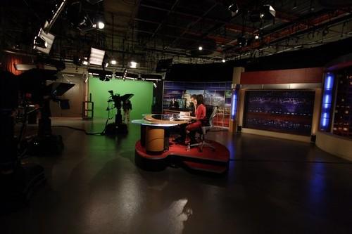 Inside the News10 Studios