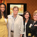 Invited speakers (L to R): Pamela Collins, M.D., M.P.H.; Pamela Hyde, J.D.; Amy Goldstein, Ph.D.; and Lisa Colpe, Ph.D.