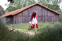 (Olivier Chapelle) Tags: rouge photo chapelle olivier chaperon myprovence httpolivierchapellecom