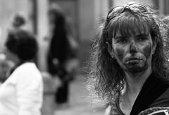 MASCHERA (Lace1952) Tags: occhi sguardo ricci nero maschera ragazza capelli occhiali fumo santamariamaggiore vco ossola nikkor18200vr spazzacamini nikond300
