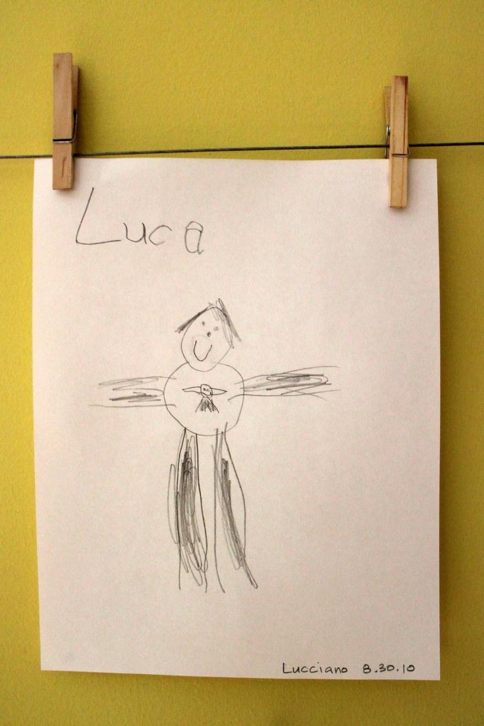 luca self-portrait 2010