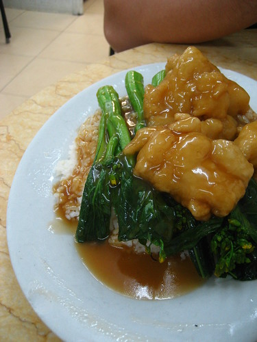 Ngau Kee Food Cafe (牛記茶室)