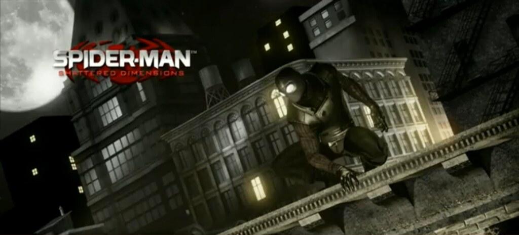 Spider-Man: Shattered Universe Spider-Man Noir Universe
