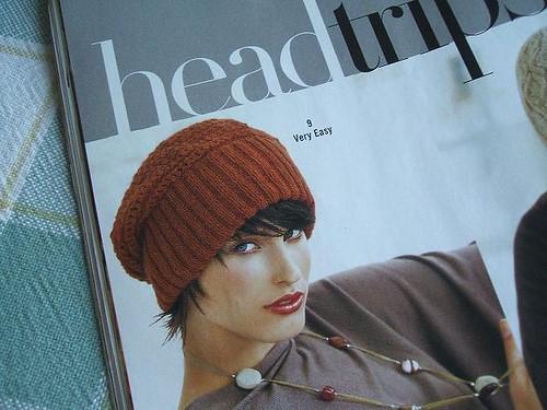Vogue Eyelet cap