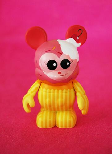 Disney Vinylmation Cutesters - Cupcake