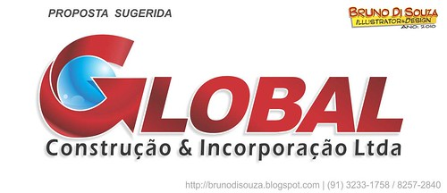 Logomarca Global Construtora