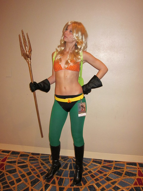 Aquagirl at DragonCon 2010