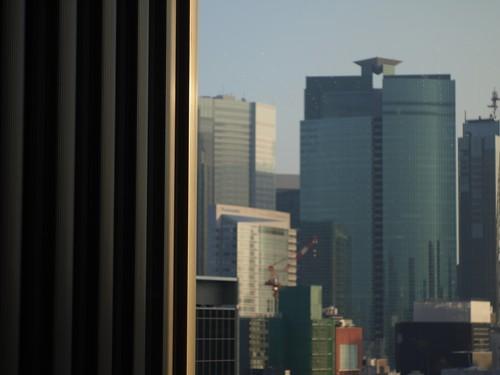 Yurakucho skyscraper