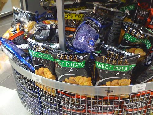 Terra Chips, Shangri-La