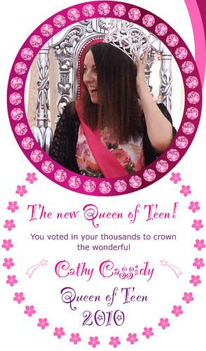 Queen Cathy