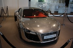 Audi R8 Coupé 5.2 FSI quattro (denis_g_v) Tags: 6 car sport 30 tdi 1 5 forum 14 4 ad 7 8 convertible s spyder exhibition advertisement 25 l years a1 tt q 50 a4 audi werbung rs a5 32 coupe 42 limousine 60 touring avant kombi v10 coupé a6 s4 rsq w12 drivetrain a8 cabriolet quattro r8 fsi rs6 v12 tronic jahre v5 a8l q7 neckarsulm allroad a rs5 tfsi stronic denisgv ttrs schanzenspot