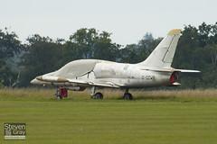 G-CCWB - 132036 - Private - Aero L-39ZA Albatros L-39 - Duxford - 100905 - Steven Gray - IMG_6125