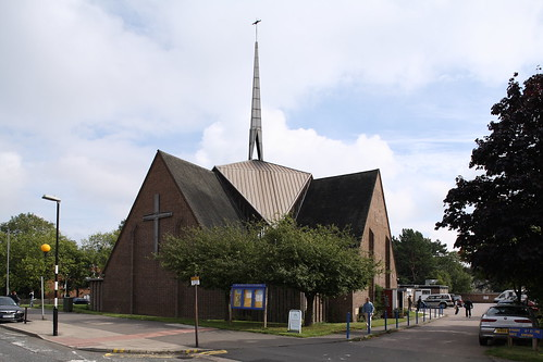 Church of the Epiphany and St John by stevecadman, on Flickr