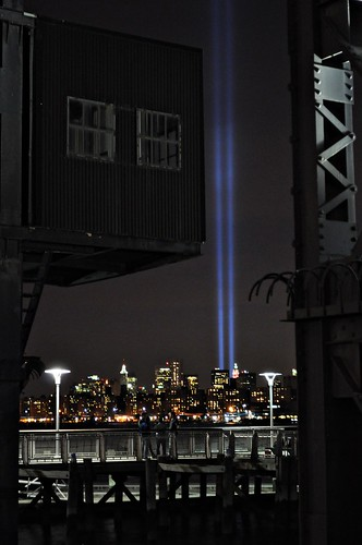 Tower Lights 9-11-10