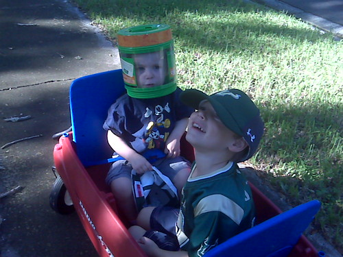 crazybucketheadwagonride