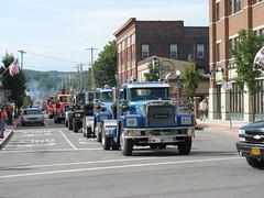 John Potter of Cortland, NY (gdmey) Tags: brockway huskie truckshow