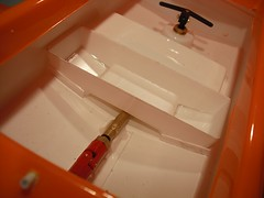 Battery tray 2