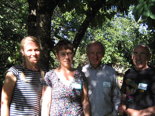 image: Slow Food Eugene & Corvallis chapter leaders