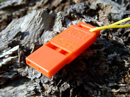 WW-3 ACR Whistle