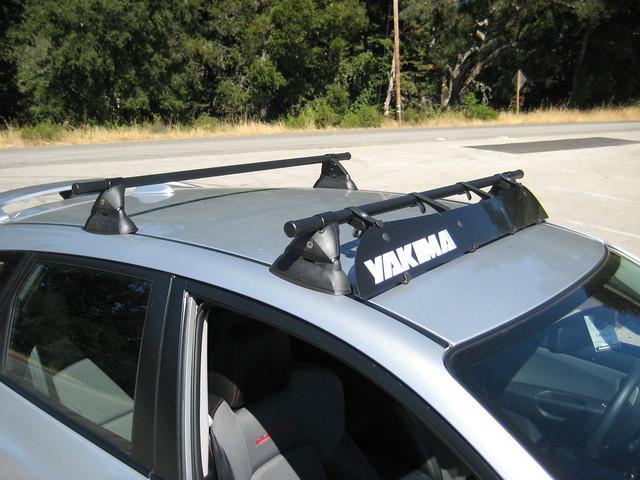 Yakima Roof Rack On Mazdaspeed 3 Pics