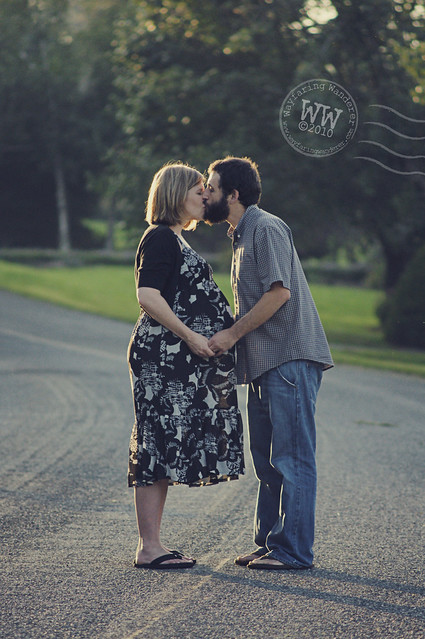Sharon & Mike {Maternity}