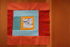 Busy Bees Quilting Bee Block
