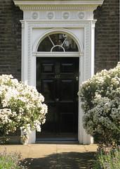 b 155a (Andra Nelki) Tags: door london doors gates south entrance porch southlondon lambeth kennington entrances porches porchway porchways kenningtonassociation
