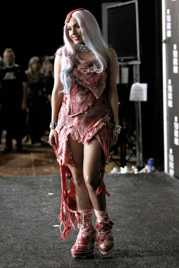 Lady Gaga MTV VMA 2010 06